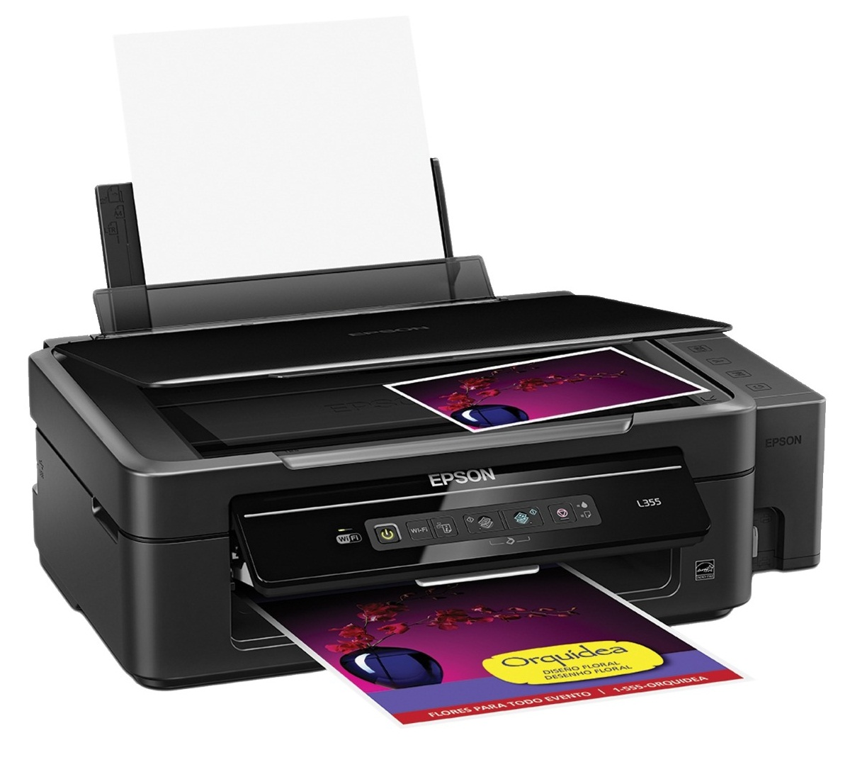 Reviewed Epson S L355 Refillable Printer Htxt Africa
