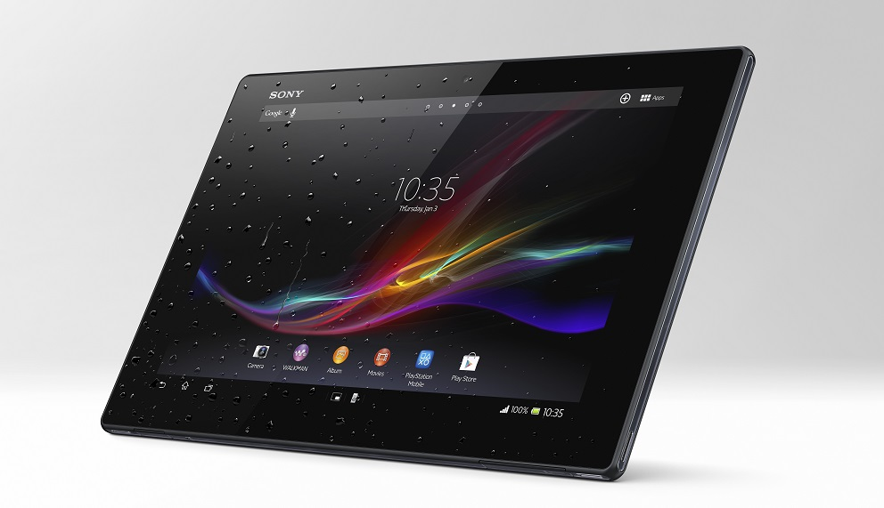 sony xperia tablet z review. Black Bedroom Furniture Sets. Home Design Ideas