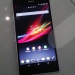 Hands on with Sony's upcoming Xperia Z Ultra phablet