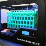 [CES 2015] Makerbot shows off wood and metal filaments for desktop 3D printers