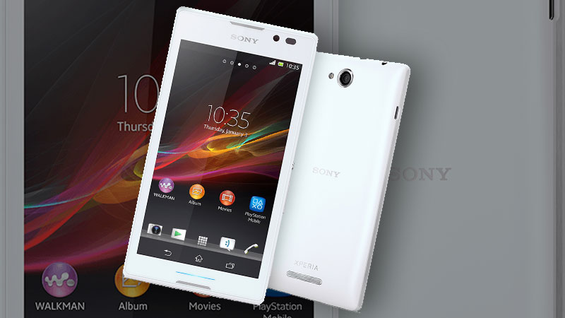 Sony's sub-R3 000 dual-SIM Xperia C is South Africa's most ...