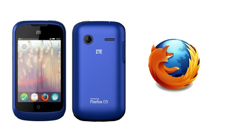 ZTE launches the first Firefox OS phone