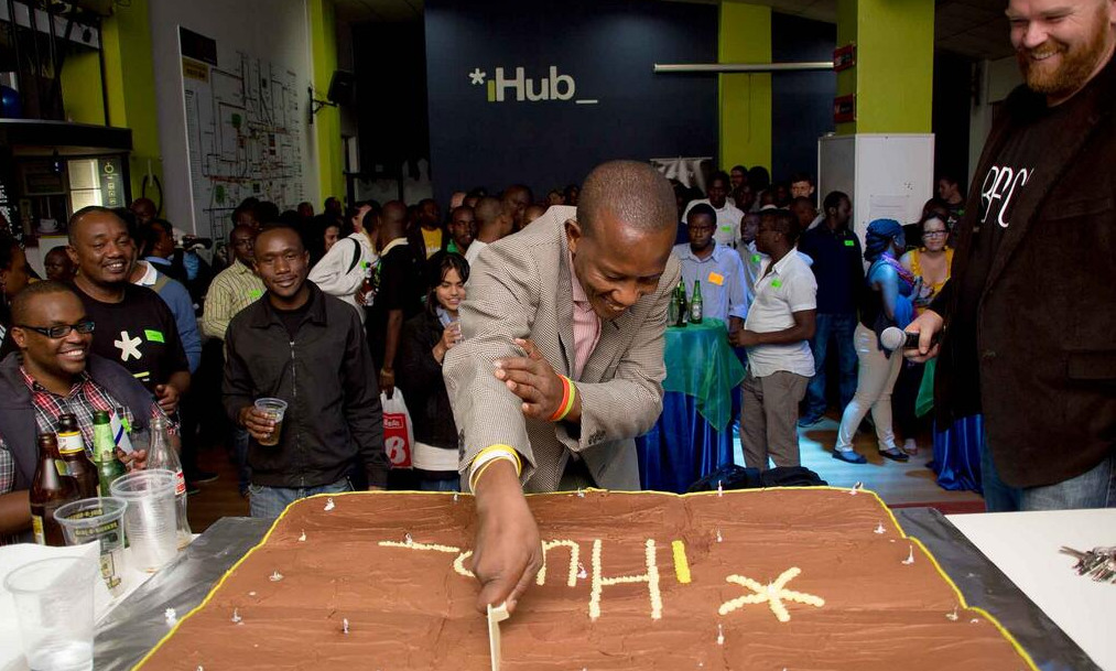 Happy Birthday to iHub