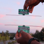 Wireless communication without any batteries