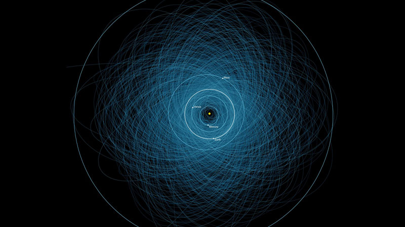 asteroid earth collisions - photo #27