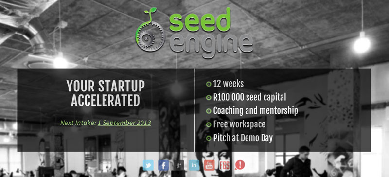 Seed Engine wants to give startups a R400 000 boost