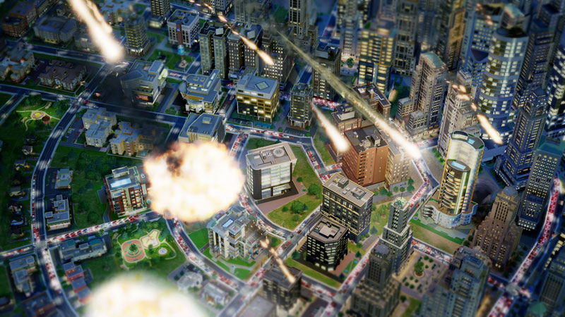 New SimCity hits Macs at the end of August