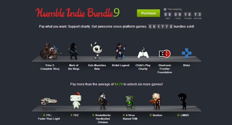 Ten incredible Indie games going for less than 50 bucks
