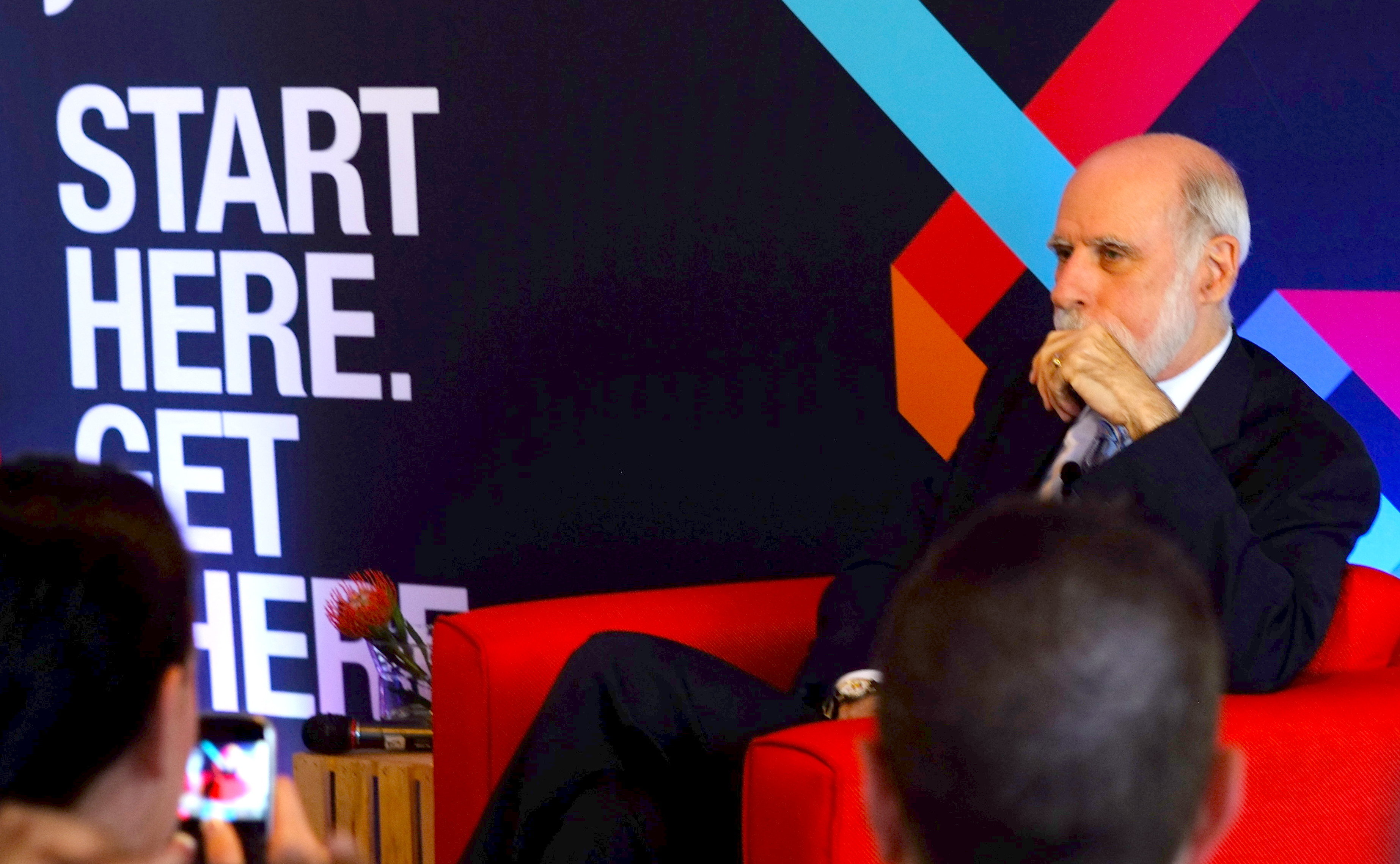 Father of the internet says PRISM is an opportunity