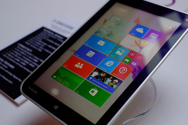 Windows 8.1 brings a swathe of new screen sizes