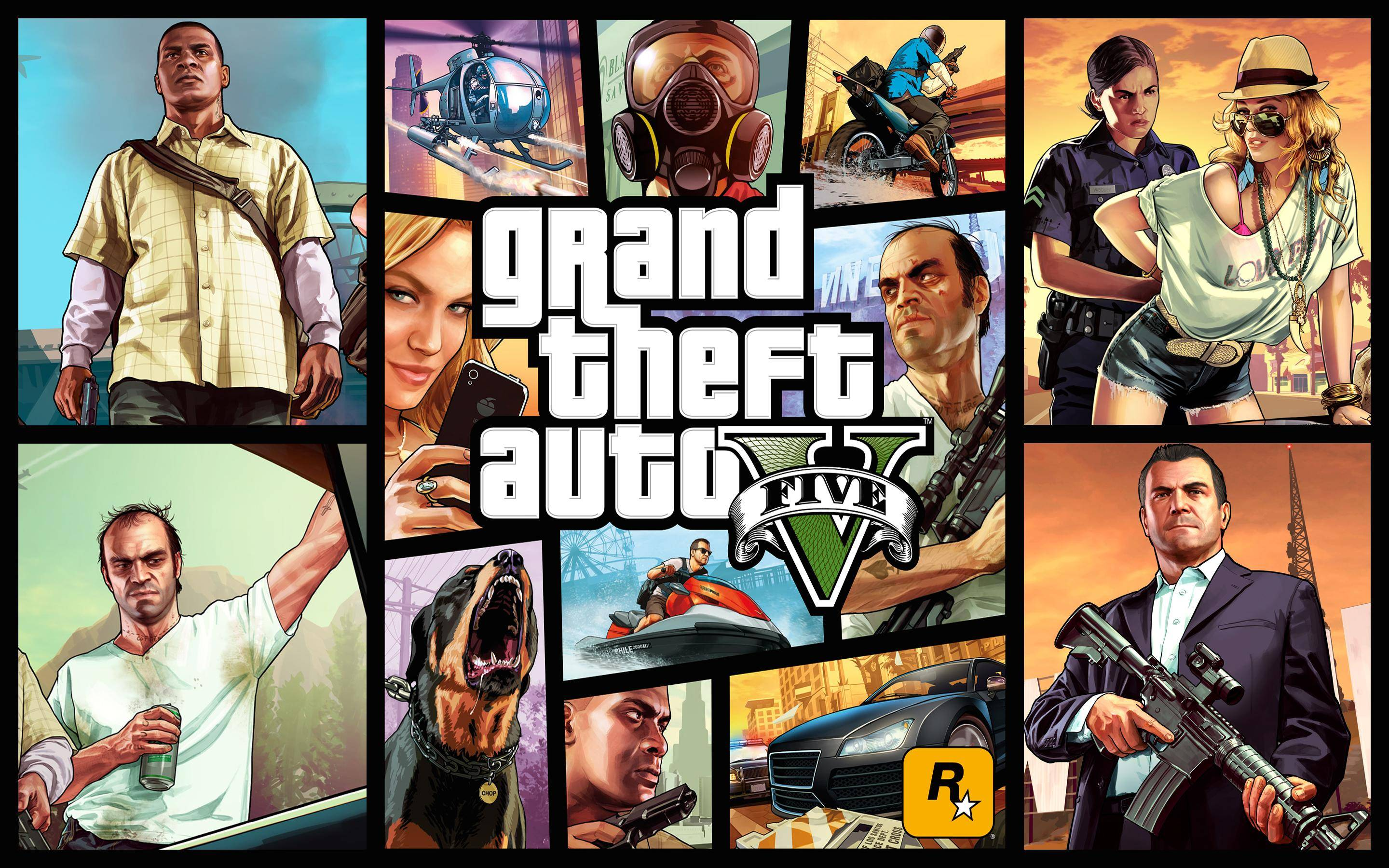 GTA V makes $800m from day-one sales - htxt.africa