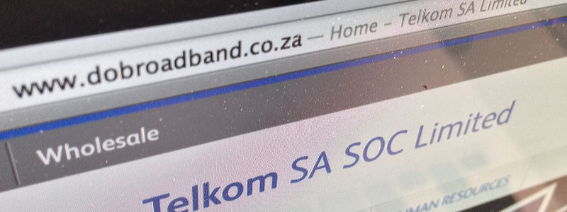 Telkom ADSL subscribers get double their data