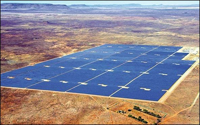 Sa S First Major Solar Power Plant Goes Online Htxt Africa