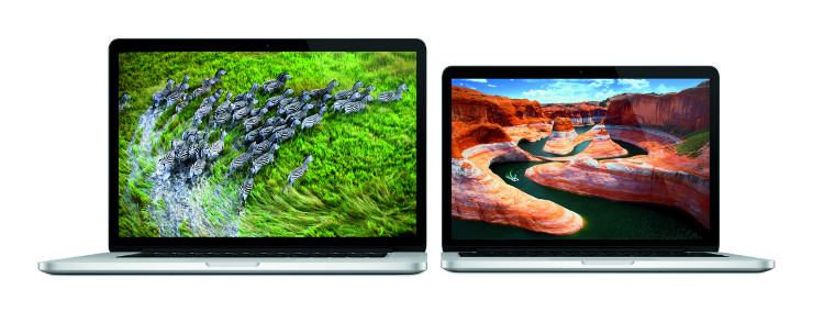 Apple refreshes MacBook Pros with Haswell