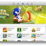 Mac App Store now has games, too