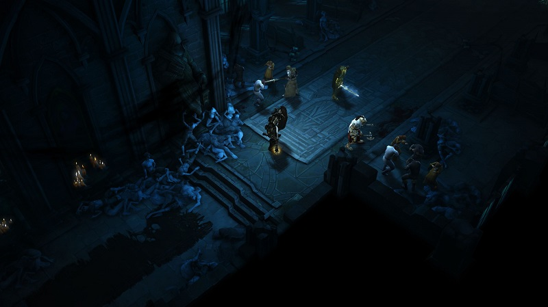 Diablo III getting microtransactions, but only in Asia