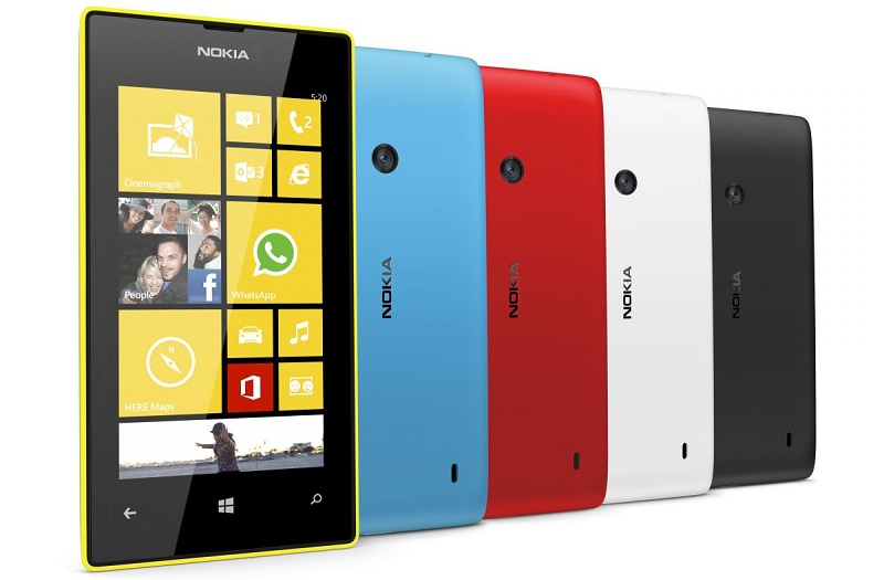 1 in every 4 Windows Phones in the world is a Lumia 520