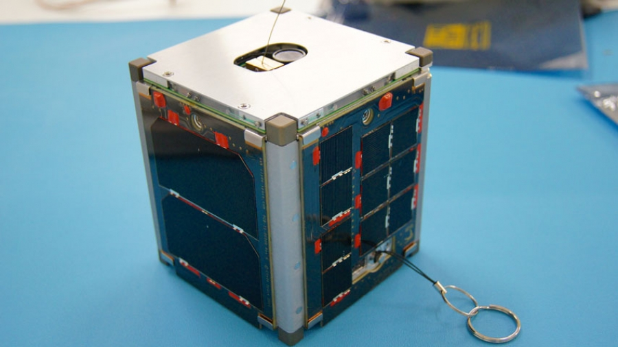 South African nano-satellite launched into space