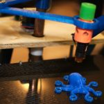 RepRap Morgan wins third prize in Gauteng Accelerator Programme awards