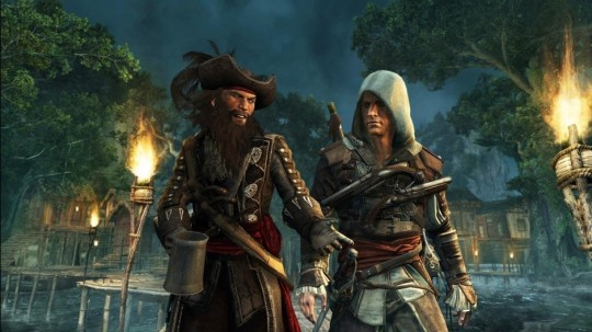Ubisoft wants to know if you'll buy an assassin-free pirate game