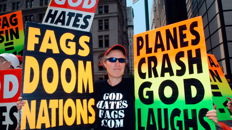 Westboro Baptist Church tweets intentions to picket Madiba's funeral