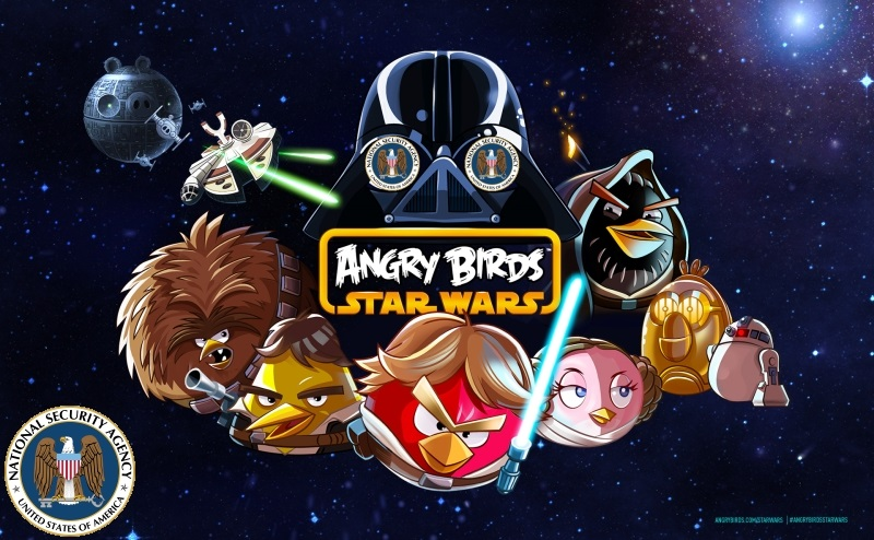 NSA wants to spy on you using Angry Birds - htxt.africa