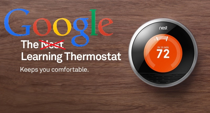 Nest Thermostat Google Home Mini