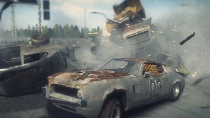 Flatout devs earn over $1m on Steam's Early Access programme for their Next Car Game