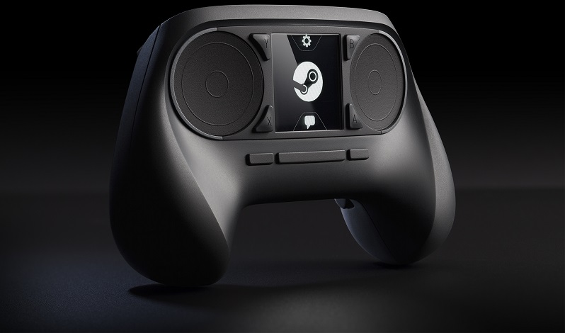 Valve to redesign the Steam Controller