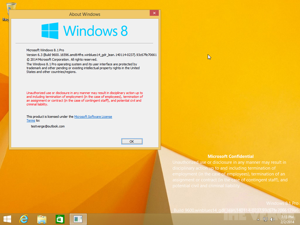 Windows 8.1 update arrives on Tuesday