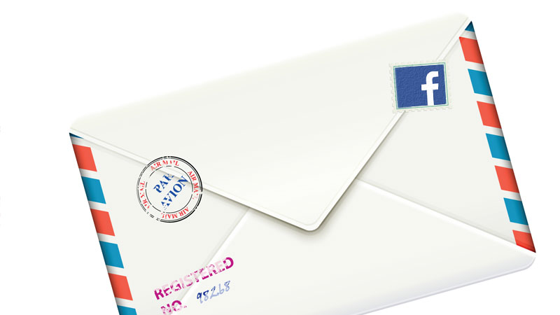 Say goodbye to your Facebook email inbox