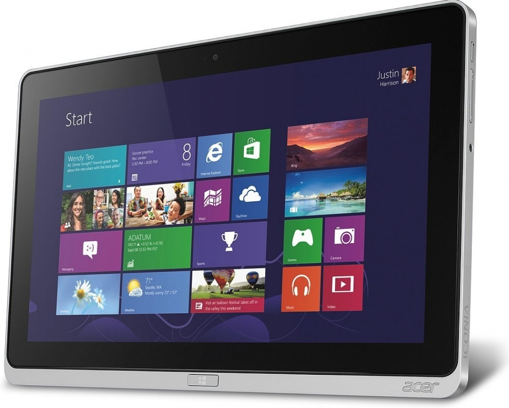 Win! One of two Acer Iconia W511 tablets worth R8 500 ...