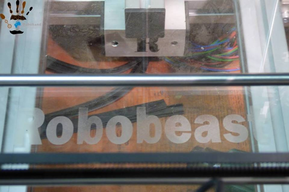 Meet South Africa's latest 3D printer: the RoboBeast