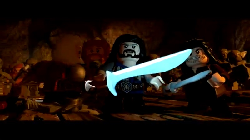 WATCH: The hilarious new trailer for LEGO The Hobbit