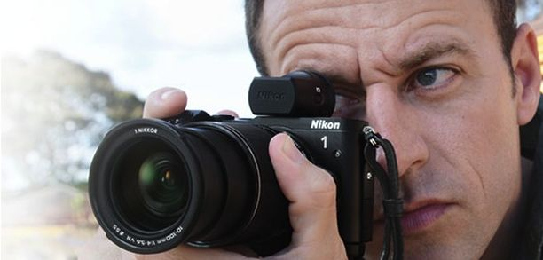 Nikon's new 1 V3 mirrorless wonder