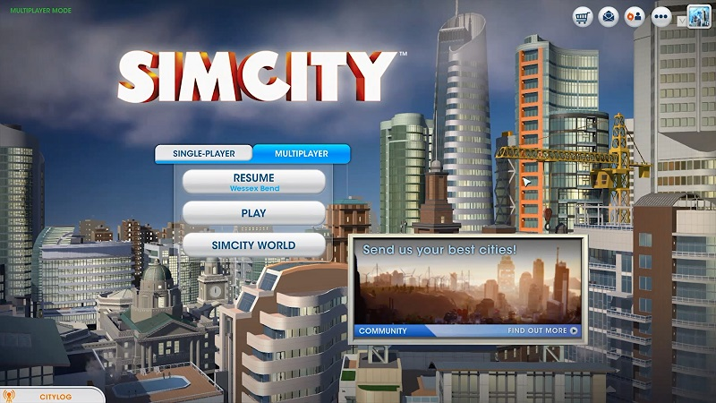 SimCity is now playable offline