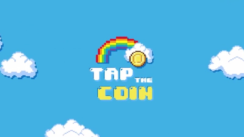 Play Tap the Coin, a new game by SA dev Thoopid