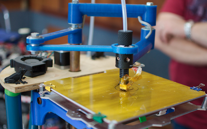 WIN! A 3D printer designed & built in South Africa