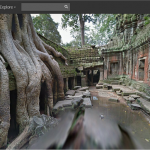 [Map Monday] See the Angkor Wat temple with Google Street View