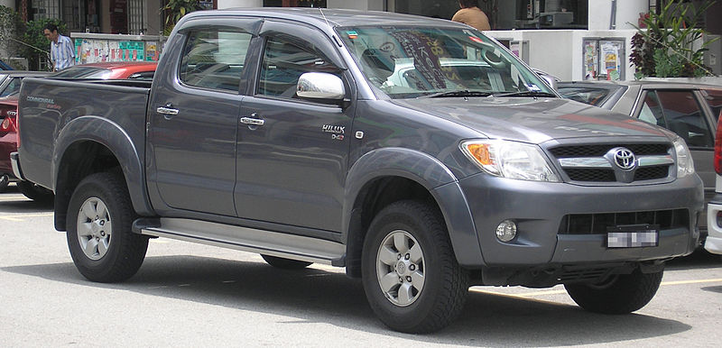 Toyota Hilux 100 Hilux