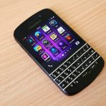 A bigger, bolder QWERTY BlackBerry is on the way