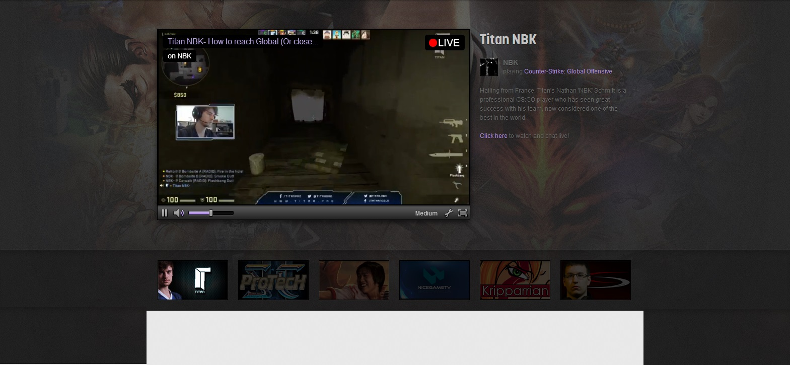 YouTube may buy videogame streaming service Twitch.tv