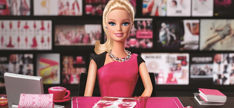 Entrepreneur Barbie wants to inspire girls to be the next CEO