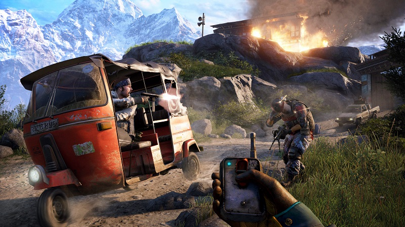 How Far Cry 4 co-op will work if you don't own the game