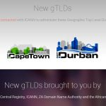 Get your .joburg .durban and .capetown domain names today