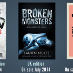 Lauren Beukes' Broken Monsters goes on sale today