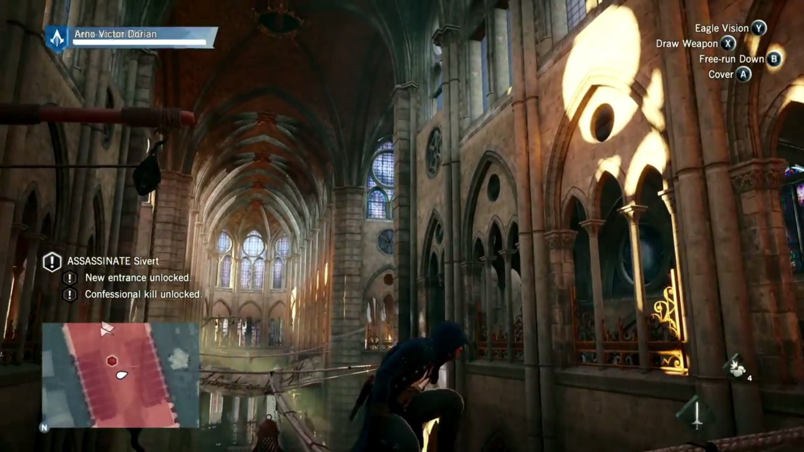 ac Unity New Gameplay at ac Unity's New Engine