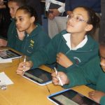 How one Cape Town school is taking to tablets