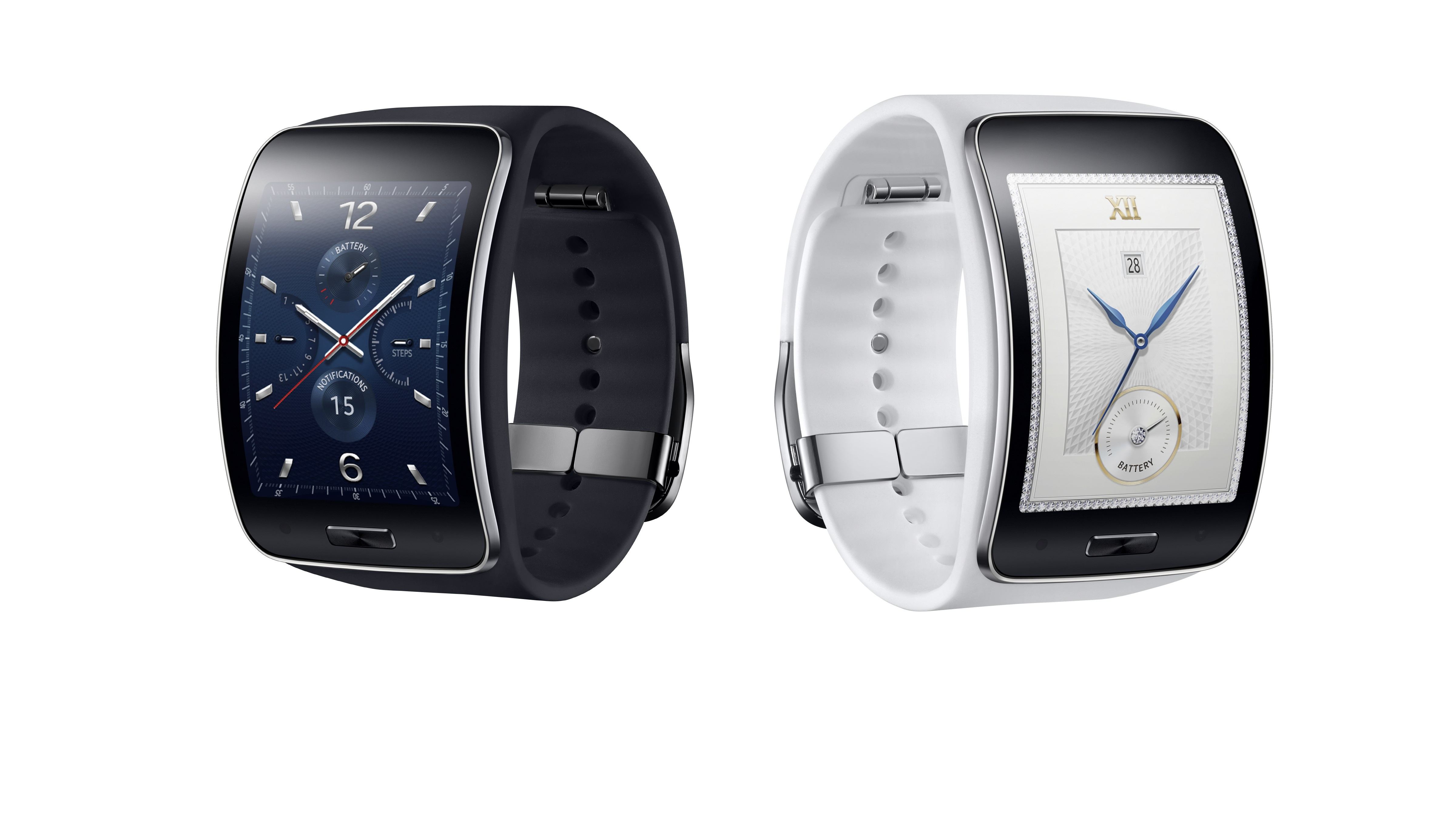 samsung 39 s gear s smartwatch doesn 39 t need a phone. Black Bedroom Furniture Sets. Home Design Ideas