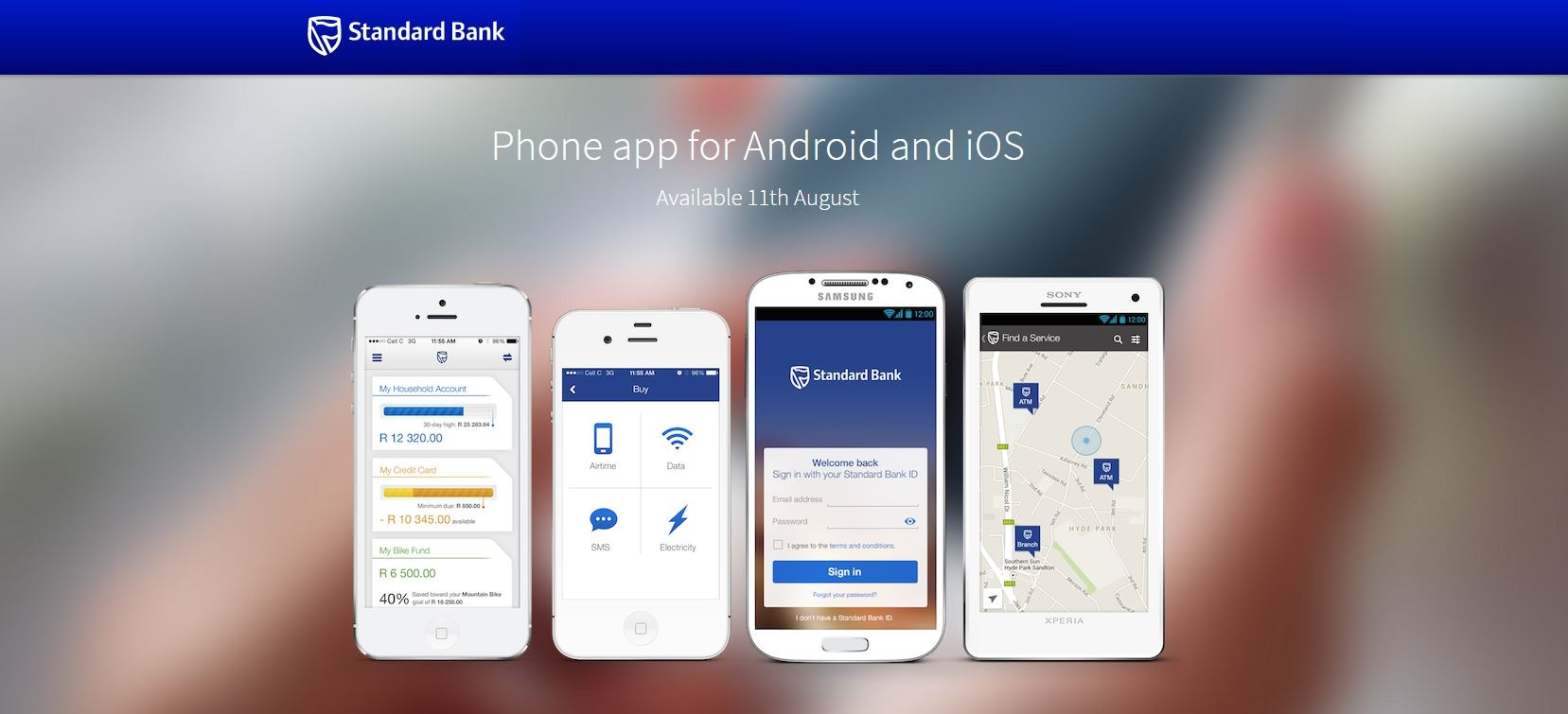 how to use cellphone banking